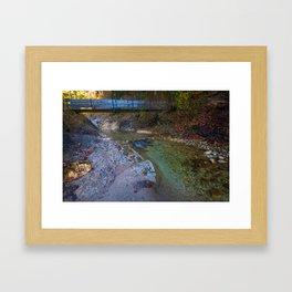 Kufstein, Austria Framed Art Print