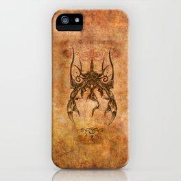 Zodiac:  Scorpio iPhone Case