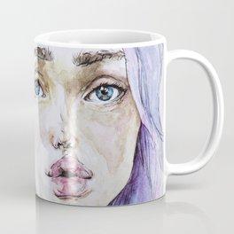 Lavender baby Coffee Mug