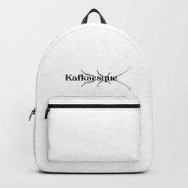 Kafkaesque - Franz Kafka Backpack
