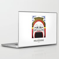 melbourne Laptop & iPad Skins featuring Melbourne by George Williams