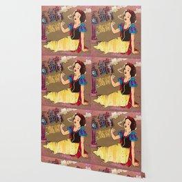 Snow White Girl Wallpaper