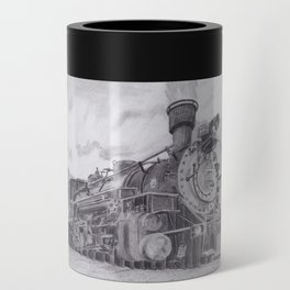 Durango and Silverton Steam Engine Can Cooler