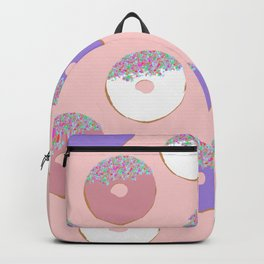 Donuts Backpack