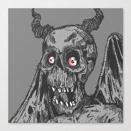 Satanica (2015) Canvas Print