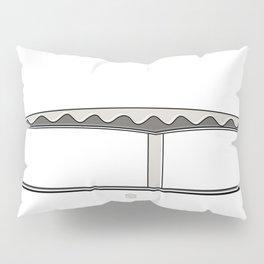 Red de Pasillos Cubiertos UCV 2/3 Pillow Sham
