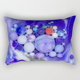 Bubbles-Art - Vinex Rectangular Pillow