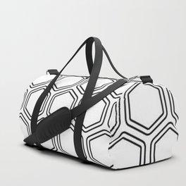 Honeycomb Duffle Bag