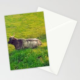 Cattle Stationery Cards