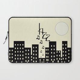 Jazz (the creamy variety) Laptop Sleeve