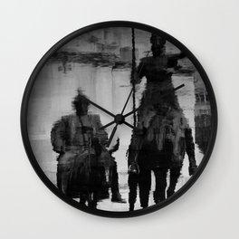 Don Quixote of La Mancha Wall Clock