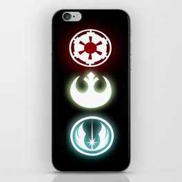 May the Factions Be With You!  iPhone Skin