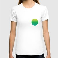 scales T-shirts featuring Scales by ANNABEL ROSE