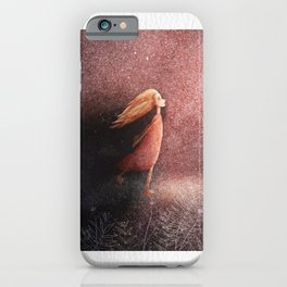 Breathe in iPhone Case