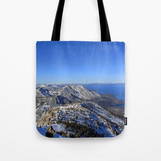 Maggies Peak Tote Bag