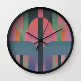 Total Eclipse III Wall Clock