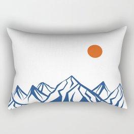 Napoleon Mountain Rectangular Pillow