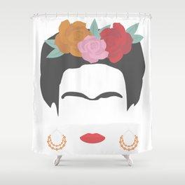 Kahlo Shower Curtain