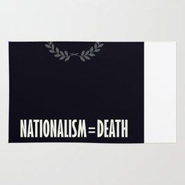 Nationalism = Death Rug