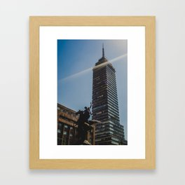 Latino Framed Art Print