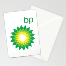 Oil industry company Stationery Cards