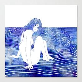 Nereid XXXV Canvas Print