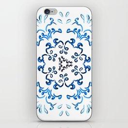 """""""Hakakā a hohonu"""" (lucha profunda en verano) iPhone Skin"""