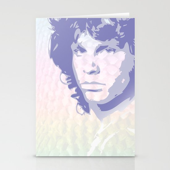 The Lizard King Stationery Cards