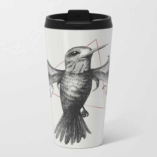Beautiful Coexistence Metal Travel Mug