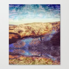 Trippin' on the Truckee Canvas Print