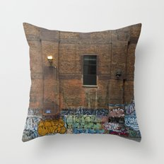 Graffiti #1 Throw Pillow