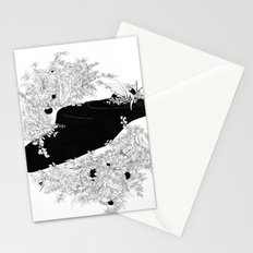 Where are the stagnant waters 2 Stationery Cards
