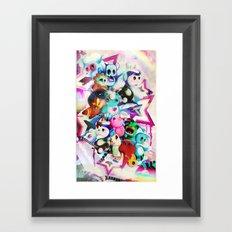 starstruck Framed Art Print