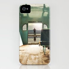 Emergency Door iPhone (4, 4s) Slim Case