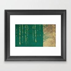 Fennario (Alternative) Framed Art Print