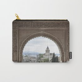 Window to Granada Carry-All Pouch