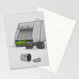 Accident on Sesame St.  Stationery Cards