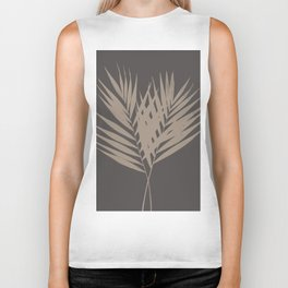 Palm Leaves #7 #foliage #decor #art #society6 Biker Tank