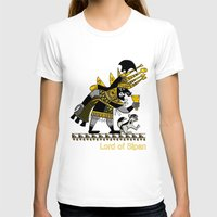 peru T-shirts featuring Ancient Peru - Sipan by Franco Olivera