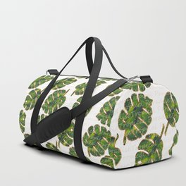 "It's got ""Tropical Paradise"" written all over it! Duffle Bag"