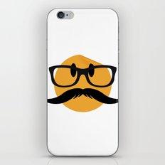 Moustache 17 iPhone & iPod Skin