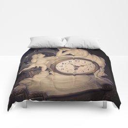 Porcelain Time  Comforters