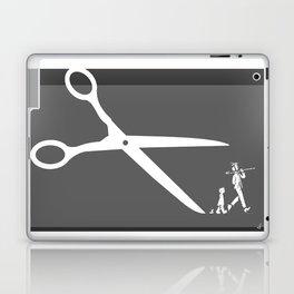 TPoH: cutting room Laptop & iPad Skin