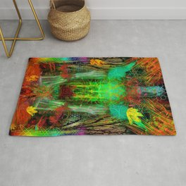 The Cooling Spirit of Autumn Rug