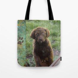 Jacko (Chesapeake) Tote Bag