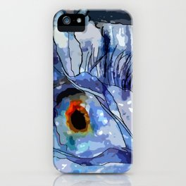 Tear-Rich iPhone Case