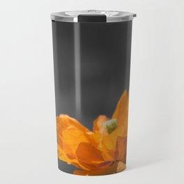 Spanish Poppy Travel Mug