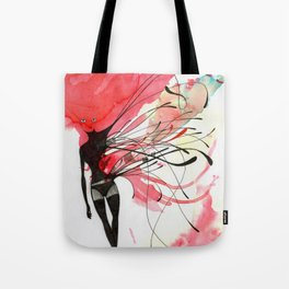 LACK OF TOUCH Tote Bag