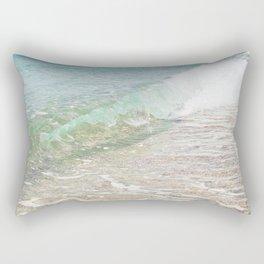 Rolling In Rectangular Pillow