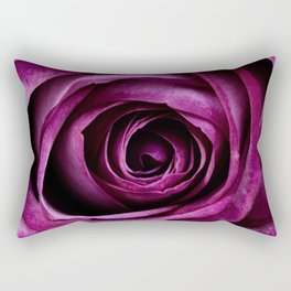 rose mauve plant 5 Rectangular Pillow